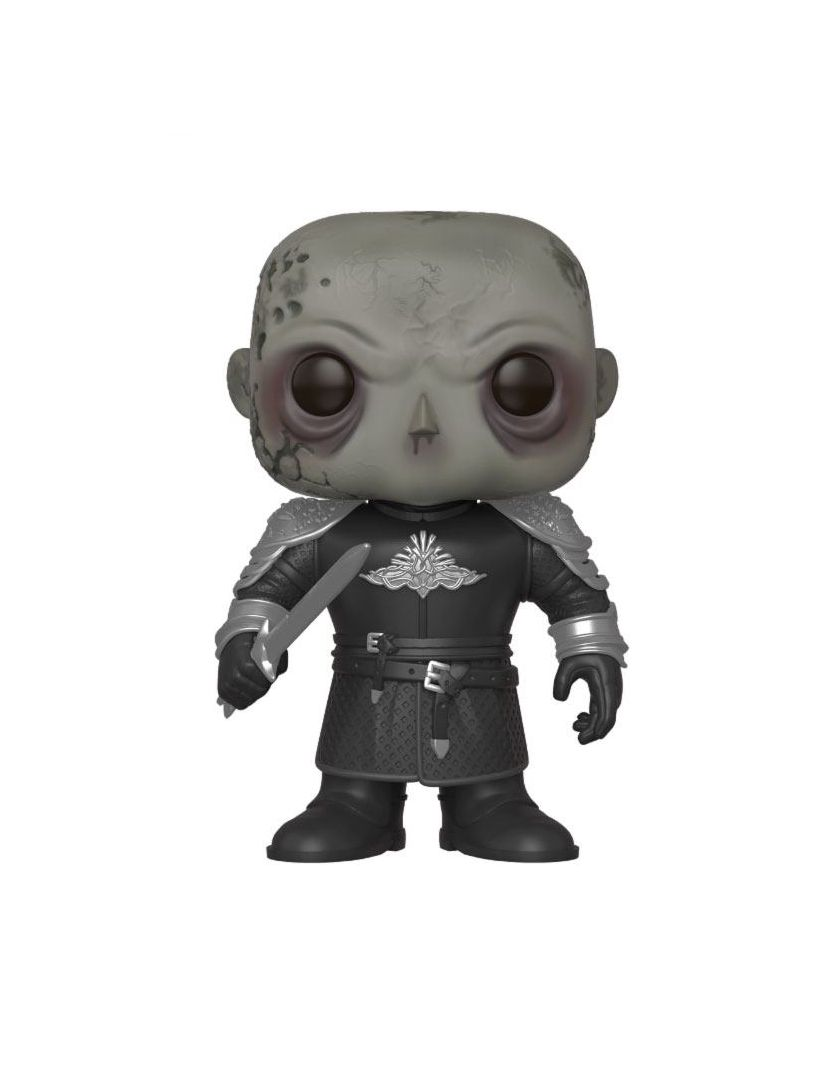 The Mountain Of Super Thrones Funko Sized PopGame 3ARL54j