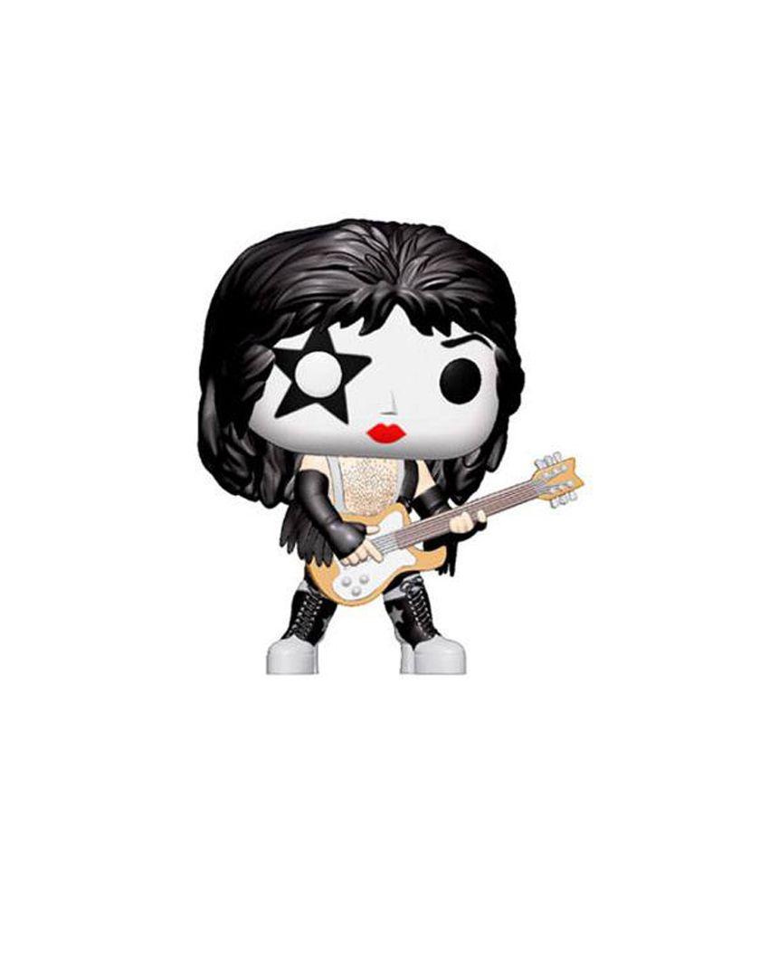 KISS-Starchild nella casella Nuovo di Zecca Funko-POP Rocks