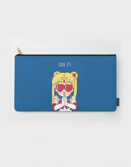 Astuccio Sailor Moon Love it