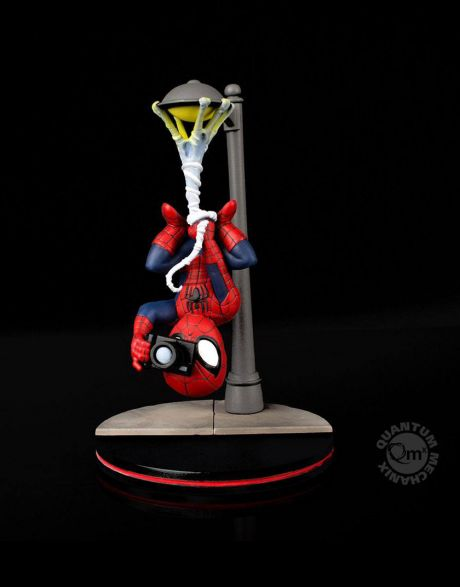 QMx Marvel Comics Q-Fig Spider Man - Spider Cam