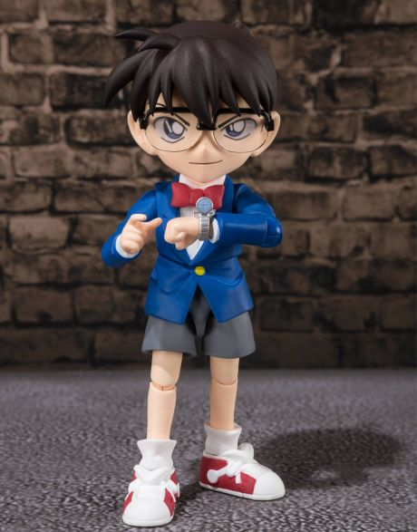 Bandai Case Closed S.H. Figuarts Action Figure - Conan Edogawa
