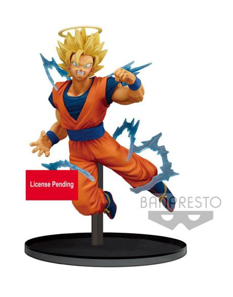 Banpresto Dragon Ball Z Dokkan Battle - Super Saiyan 2 Goku (Angel)