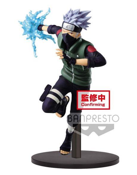 Banpresto Naruto Shippuden Vibration Stars - Hatake Kakashi