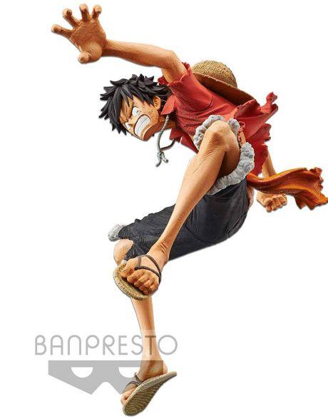 Banpresto One Piece Stampede King Of Artist - Monkey D. Luffy
