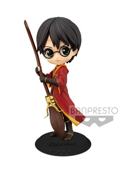 Q Posket Harry Potter Quidditch - Style Version A