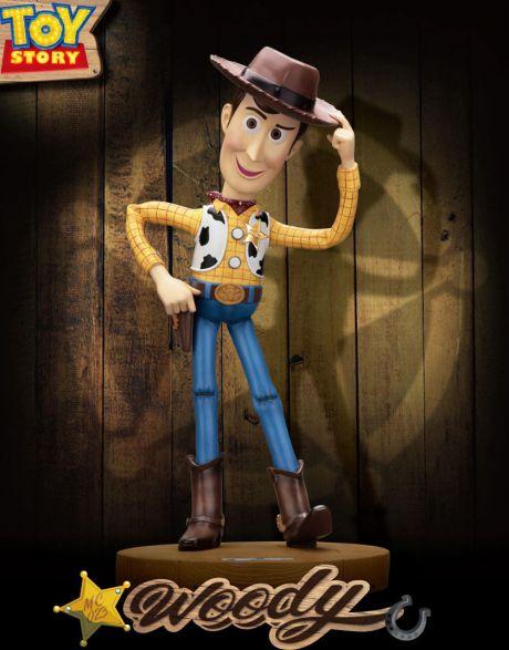 Beast Kingdom Toys Toy Story Statua Master Craft - Woody