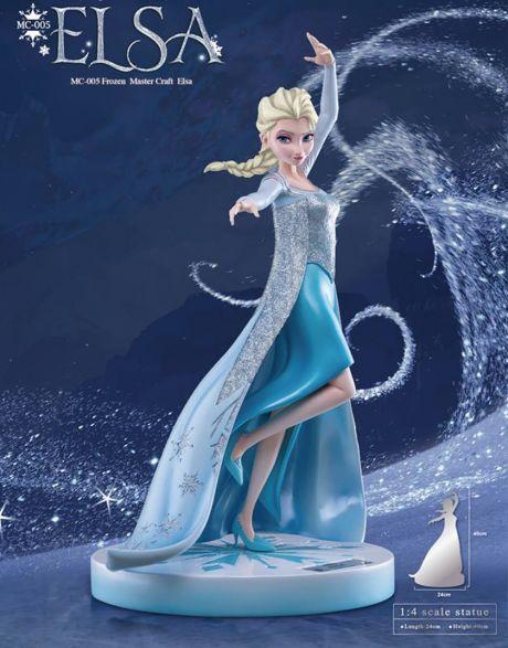 Beast Kingdom Toys Statua Disney Frozen Elsa of Arendelle