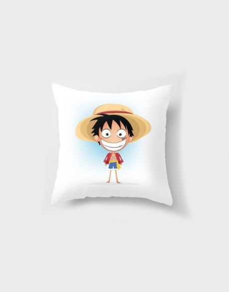 Cuscino One Piece Rufy
