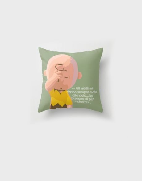 Cuscino Peanuts Charlie Brown