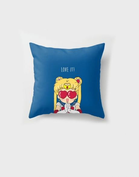 Cuscino Sailor Moon Love it