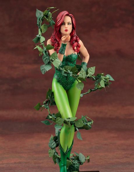 DC Comics ARTFX+ PVC Statua Poison Ivy Mad Lovers