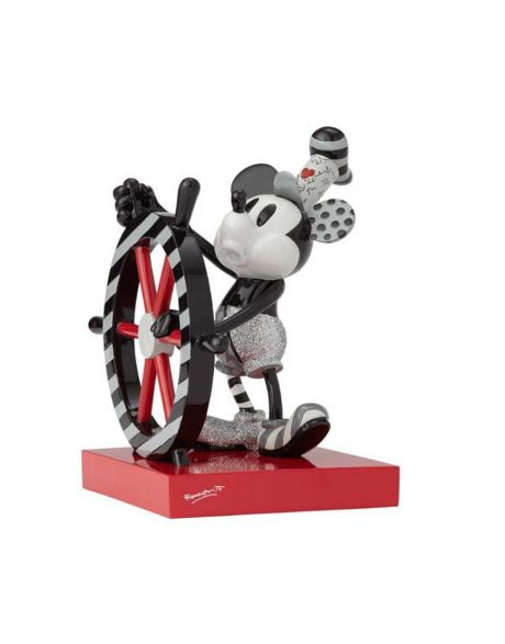 Disney Britto Collection Steamboat Willie
