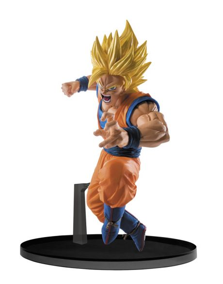 Banpresto Dragonball Figure Colosseum - Super Saiyan 2 Son Goku