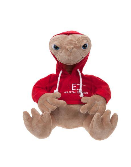 Peluche E.T. The Extra-Terrestrial (con felpa)