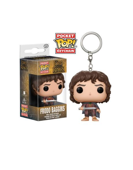 Funko Pocket Pop! Keychain Lord of the Rings - Frodo Baggins