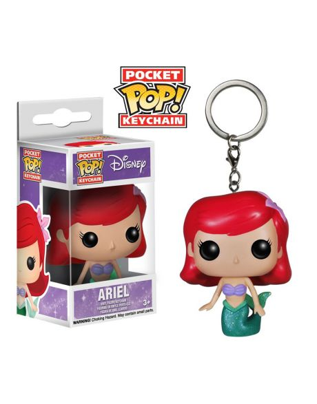 Funko Pocket Pop Keychan Disney Ariel