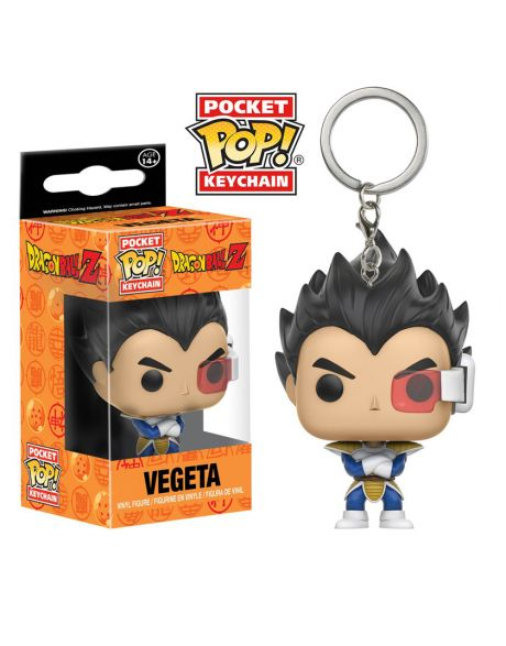 Funko Pocket Pop Keychan Dragon Ball Vegeta