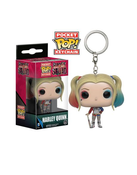 Funko Pocket Pop! Keychain Harley Quinn