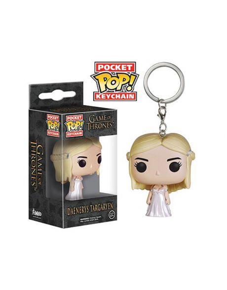 Funko Pocket Pop Keychan Il Trono di Spade Daenerys