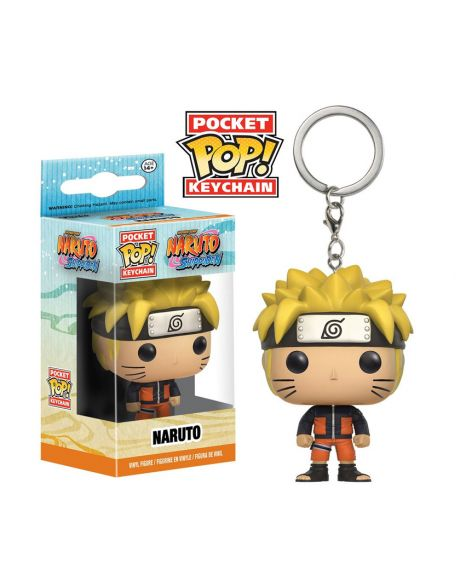 Funko Pocket Pop Keychan Naruto