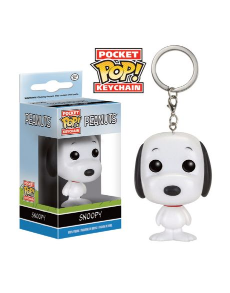 Funko Pocket Pop Keychan Peanuts Snoopy