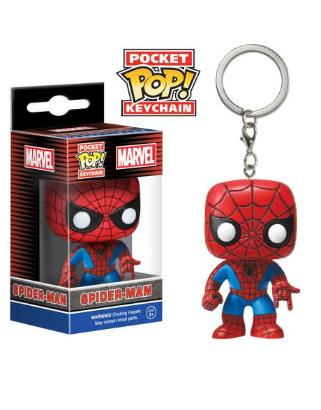 Funko Pocket Pop Keychan Spiderman