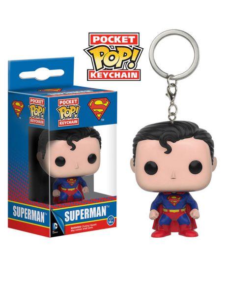 Funko Pocket Pop Keychan Superman