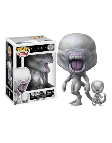 Funko Pop! Alien - Neomorph with toddler 431