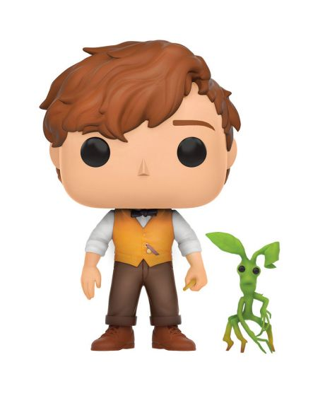 Funko Pop! Animali Fantastici - Newt Scamander & Pickett 10