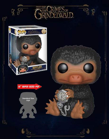 Funko Pop! Animali Fantastici 2 Super Sized - Niffler 22