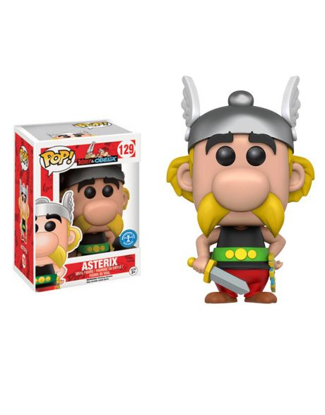 Funko Pop Asterix e Obelix Asterix 129