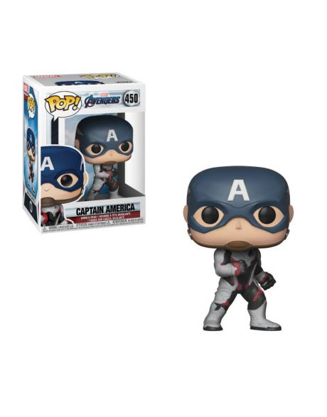 Funko Pop! Marvel Avengers Endgame - Captain America 450