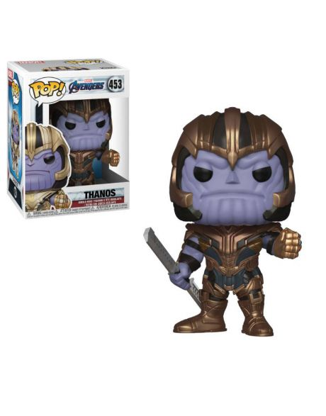 Funko Pop! Marvel Avengers Endgame - Thanos 453