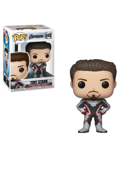 Funko Pop! Marvel Avengers Endgame - Tony Stark 449