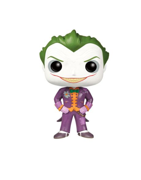 Funko Pop! The Joker 53 - Batman Arkham Asylum