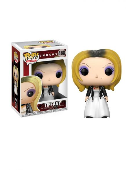 Funko Pop! Bride of Chucky - Tiffany 468