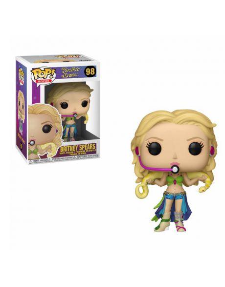 Funko Pop! Rocks Britney Spears - Slave 4U 98