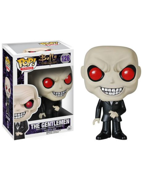 Funko Pop Buffy The Gentleman 126