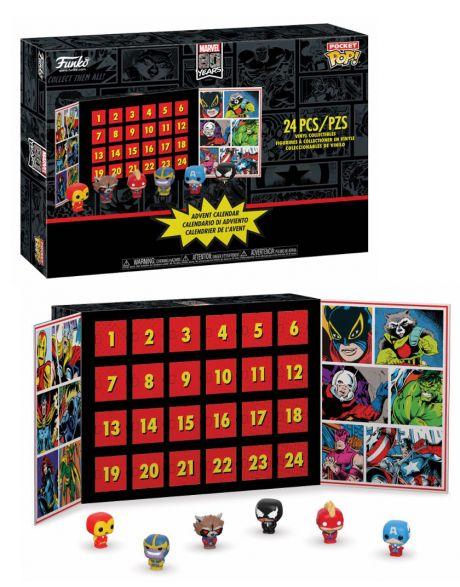 Funko Pop calendario dell'avvento Marvel