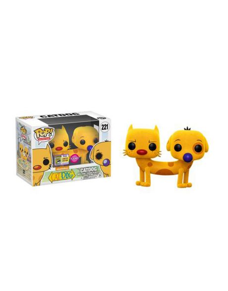 Funko Pop! CatDog 221 - Summer Convention 2017