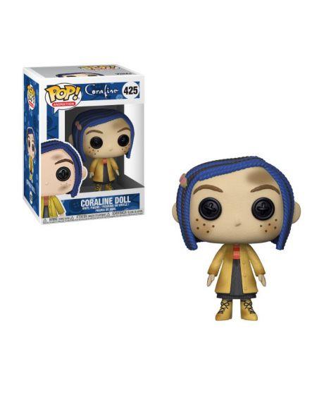 Funko Pop! Coraline - Coraline Doll 425