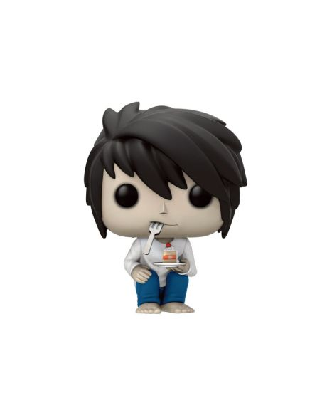 Funko Pop! Death Note - L 219 (with cake)