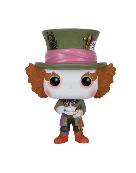Funko Pop! Alice in Wonderland - Mad Hatter (Cappellaio Matto) 177