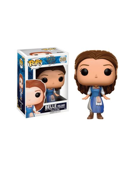 Funko Pop! Beauty and the Beast - Belle (Village)
