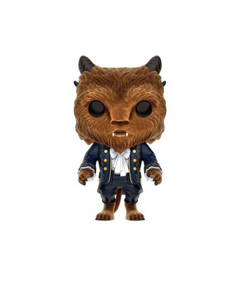 Funko Pop! Beauty and the Beast - Beast 243 (floccato)