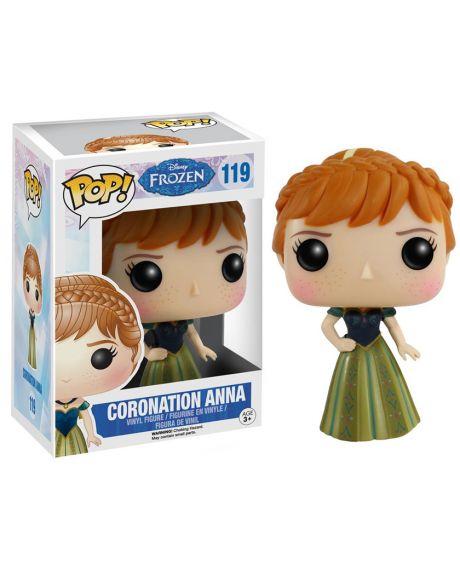 Funko Pop Disney Frozen Anna incoronazione 119