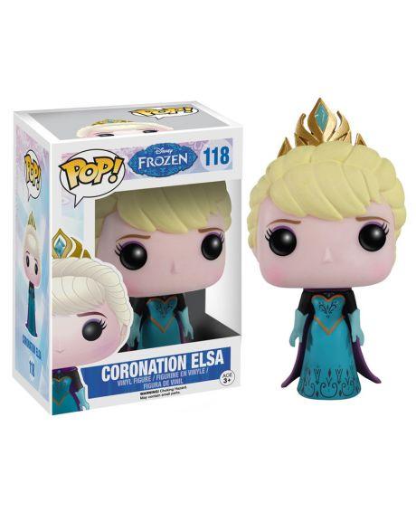 Funko Pop Disney Frozen Elsa incoronazione 121
