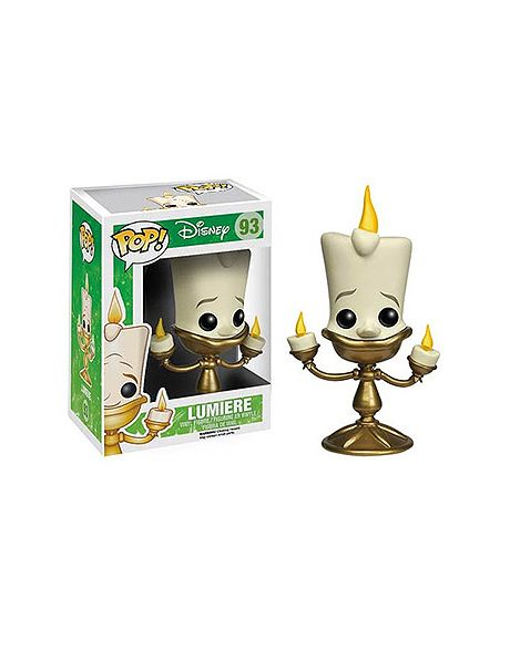 Funko Pop Disney Lumiere 93