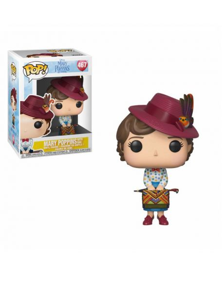 Funko Pop! Disney Mary Poppins Returns - Mary with Bag 467