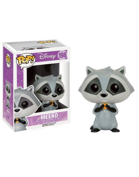 Funko Pop Disney Meeko 198